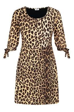 Платье с леопардовым принтом Liu Jo 1776184515
