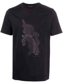 Neil Barrett printed T-shirt BJT724AN589S