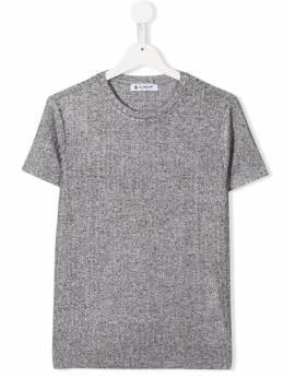 Dondup Kids футболка в рубчик YS174JY0005GXXX