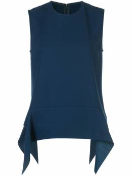 Victoria, Victoria Beckham structured sleeveless top 2120WTP000900A