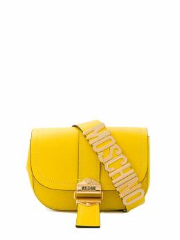 Moschino lettering logo belt bag A77218006